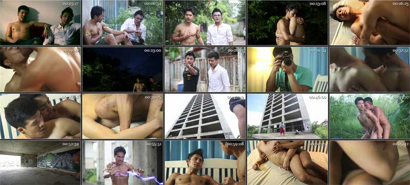GThai - Movie 13 SexMen - Days of Future Past
